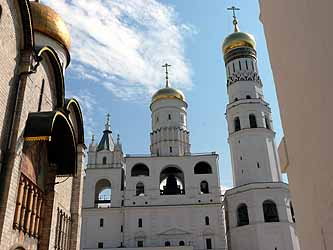 Moscow Kremlin, Cathedral Square